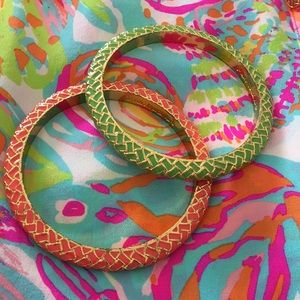 Lilly Pulitzer Bangles (2)